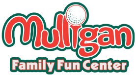 Mulligan Family Fun Center Logo